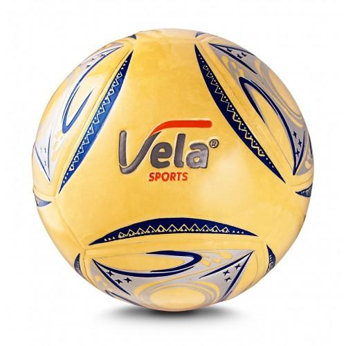 Balón Vela Fútbol No.4 Dorado Ref. GA52