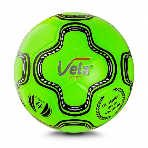 Balón Fútbol No.4 Vela Verde  Ref.GA53