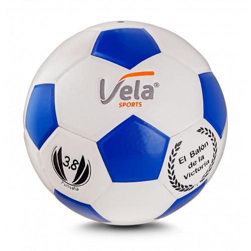 Balón de Fútbol sala No. 3.8 Ref. GM61Blanco y azul