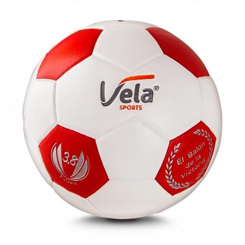 Balón Futsala No. 3.8 Ref. GM62 Blanco y rojo