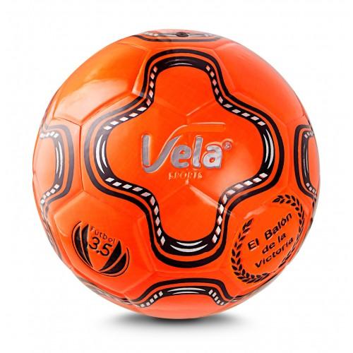 Balón de Fútbol No. 3.5 Naranja