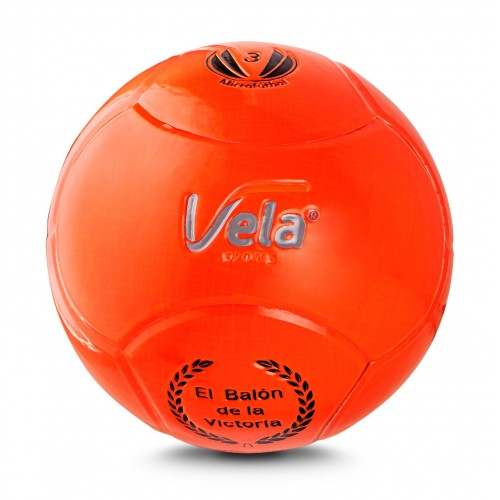 Balón Microfútbol No. 3 Ref.GA79 Vela Naranja