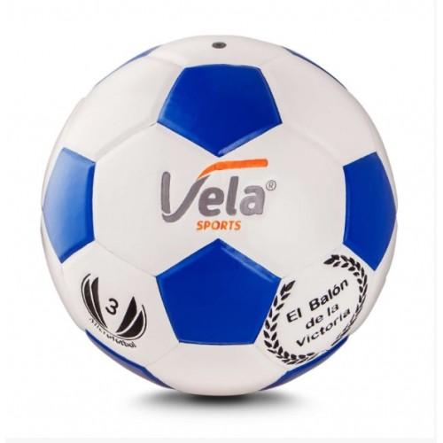Balón de Microfútbol No. 3 Ref. GM81 Vela Blanco y Azul