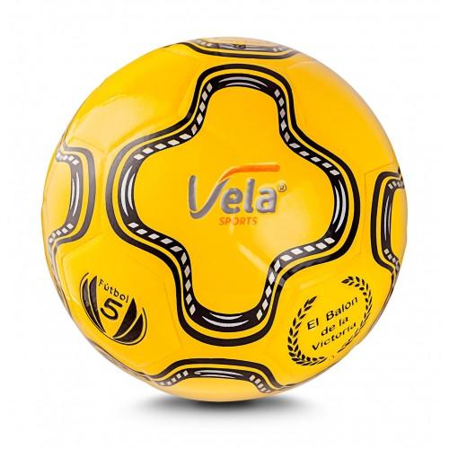Balón de Fútbol No.5 Vela Amarillo Ref. GA43