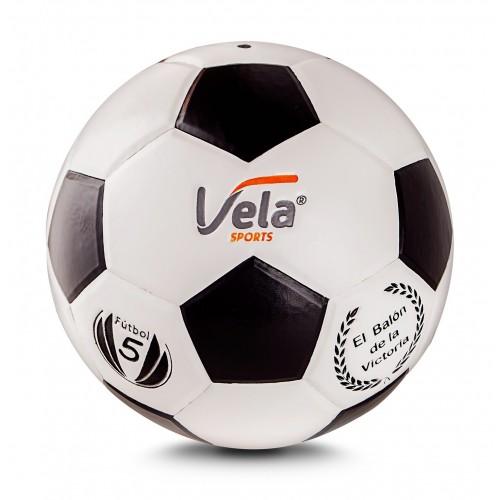 Balón de Fútbol No.5 Blanco y Negro Ref. GM50