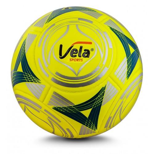 Balón fútbol No. 5 Ref. GA169 Vela Amarillo neón