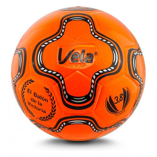 Balón de Futsala No. 3,8 Naranja neón Ref. GA185