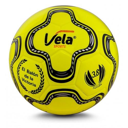 Balón de fútbol sala No. 3.8 Amarillo neón Ref. GA186