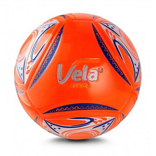 Balón de Microfútbol No. 3,5 Ref. GA70 Naranja neón Vela